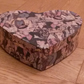 Heart storage box Vintage Ladies