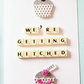 'We Are Getting Hitched' Wedding Invitations