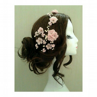 Hally Flower Headdress
