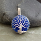 Blue Onyx Tree of Life
