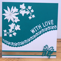 C3354 With Love Card