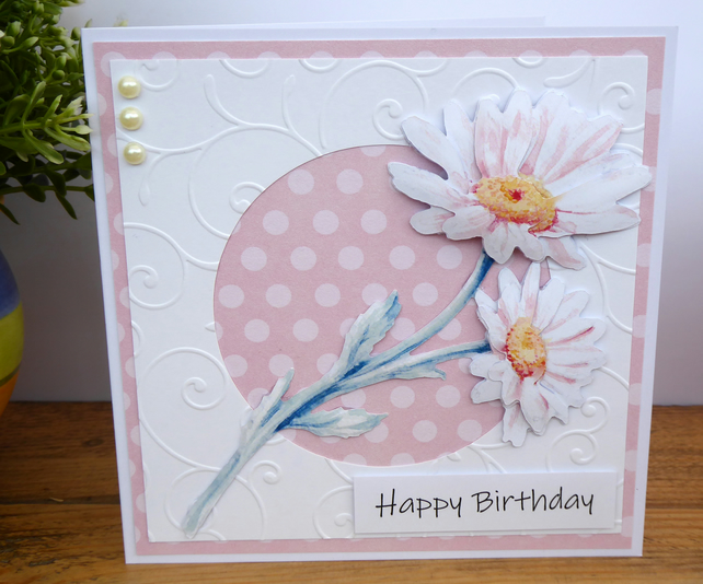 C3448 Happy Birthday Card