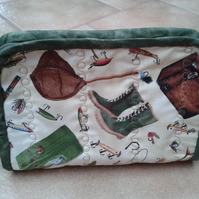 Fishing wash bag