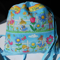 Flower Fairy Backpack