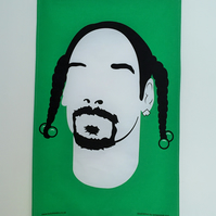 Snoop Dogg Tea Towel