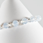 Crystal bracelet, Swarovski® bridal bracelet, Wedding or Prom jewellery