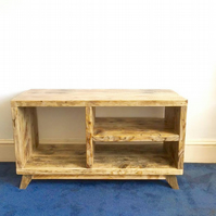 Rustic TV Stand, Media consol unit