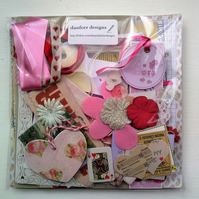 Hearts and roses crafters pack