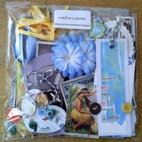 Sail away with me crafters pack