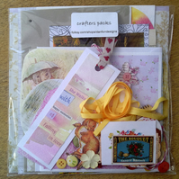 Autumn winds crafters pack