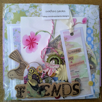 Friendship crafters pack