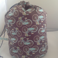 Large bicycles project bag