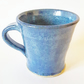 Ceramic Mug in Blue GlazesCer for tea or coffees