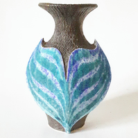 Bottle Form Vase