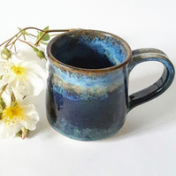 Hand Thrown Ceramic Mug