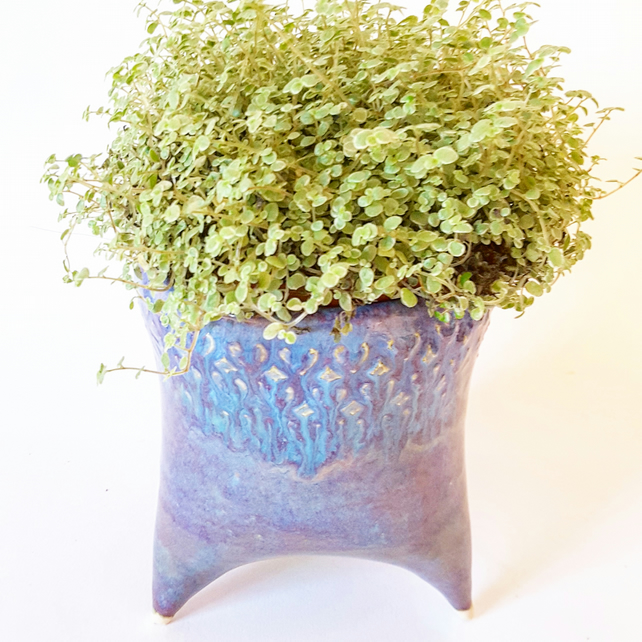 Three Legged Plant Pot Holder