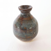 Miniature Ceramic Vase