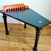 Marble Run Coffee Table