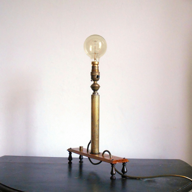 Table Lamp on Legs