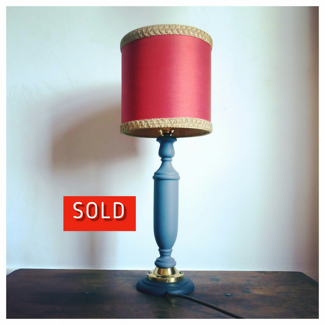 Soldier Table Lamp