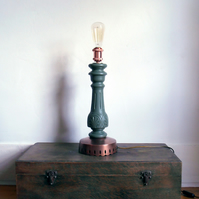 A Tall Table Lamp