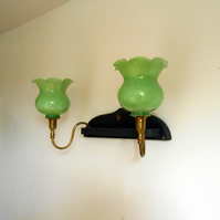 Snooker Cue Rack Wall Lamp
