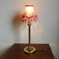 Decorative Brass Table Lamp