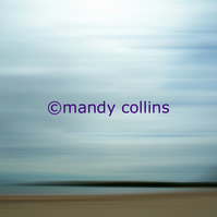 Afternoon on Llanddwyn Island - Giclee print Anglesey Seascape