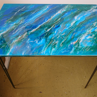 Resin Table or Desk Commission
