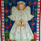Lovely Fabric Angel Advent Calendar