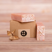 Silky Roses Natural Soap