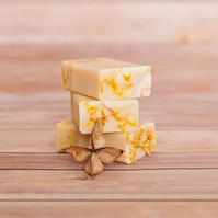 Calendula and Goats Milk Soap 100g
