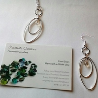 Cirtine earrings