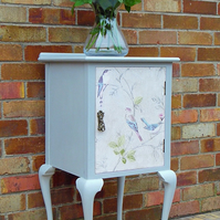 Now Sold - Example -  Upcycled Bedside Table, Bedside Cabinet