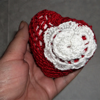 Red love-heart 1