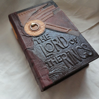 Made to Order - The Lord of the Rings- illustrated book JRR Tolkien hand-bound
