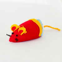 Wondermouse - geeky cat toy or collectable