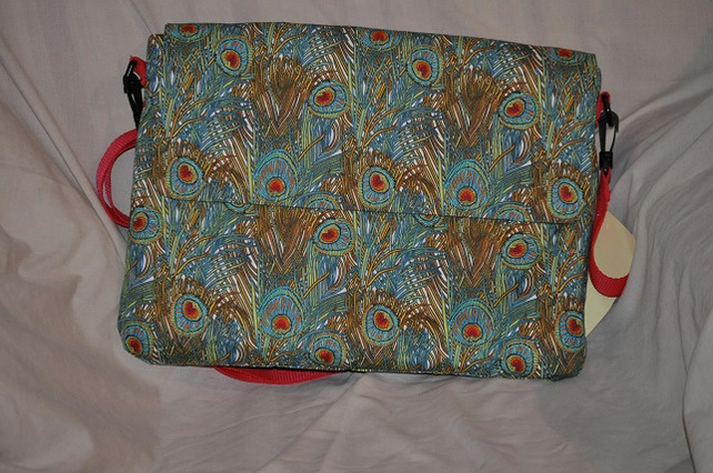 Messenger Bag (peacock)
