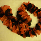 Handknitted Ruffle CanCan Scarf