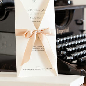 Artemis Boxed Wedding Invitation