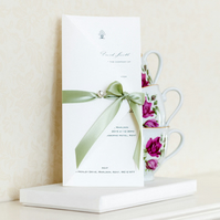 Hera Boxed Wedding Invitation