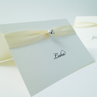 Diamond Place Card