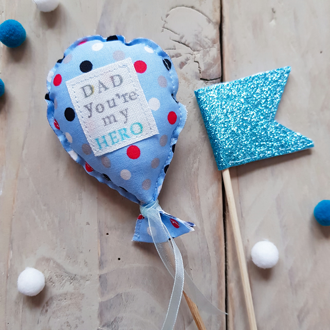 Father S Day Cake Topper Decoration Folksy