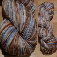 Hand Painted Variegated Yarn