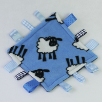 Midi Baby Blue Sheep Comforter