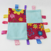 Daisy Patchwork Comforter