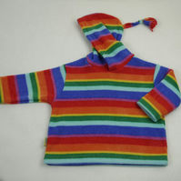 Rainbow Fleece