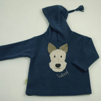 Fox Terrier Fleece Jumper