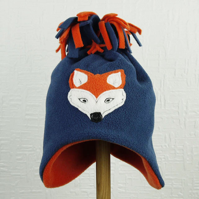 Fox Tassel Hat