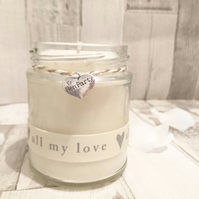 Hen Party (all my love) Scented Candle
